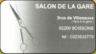 Salon de la gare
