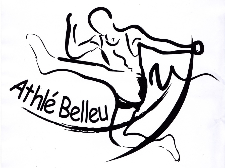 logo athle belleu
